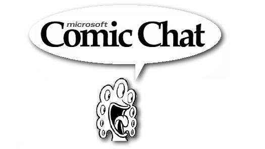 Microsoft-Comic-Chat